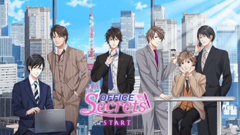 ボルテージ、スマホ向け「恋ゲーム」英語翻訳版の第9弾「Office Secrets」をリリース1
