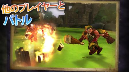 Zynga、iOS向けフル3DアクションRPG「Battlestone」をリリース!2