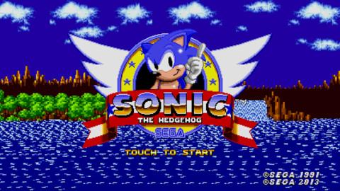 セガネットワークス、スマホ向け横スクロールアクションゲーム「ソニック・ザ・ヘッジホッグ」のリメイク版をリリース1