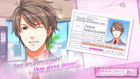 ボルテージ、スマホ向け「恋ゲーム」英語翻訳版の第9弾「Office Secrets」をリリース2