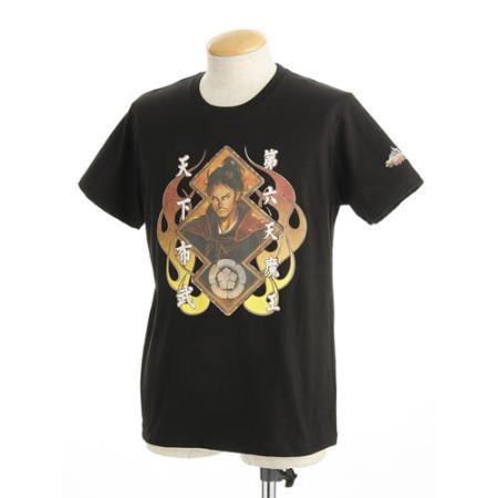 ネットプライス、スマホ向けソーシャルRPG「関ヶ原演義」のTシャツを販売開始!1