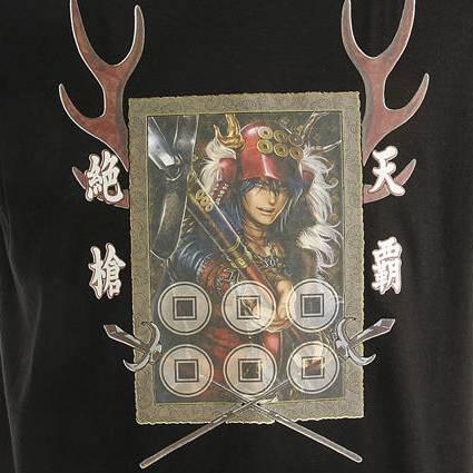 ネットプライス、スマホ向けソーシャルRPG「関ヶ原演義」のTシャツを販売開始!2