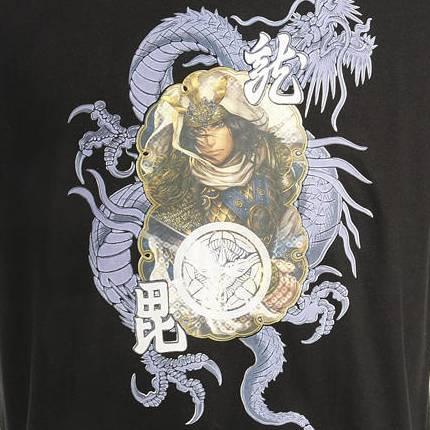 ネットプライス、スマホ向けソーシャルRPG「関ヶ原演義」のTシャツを販売開始!3