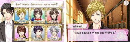 ボルテージ初!フランス語版恋ゲーム 「Seras-tu Ma Princesse?」(王子様のプロポーズ)を配信開始2