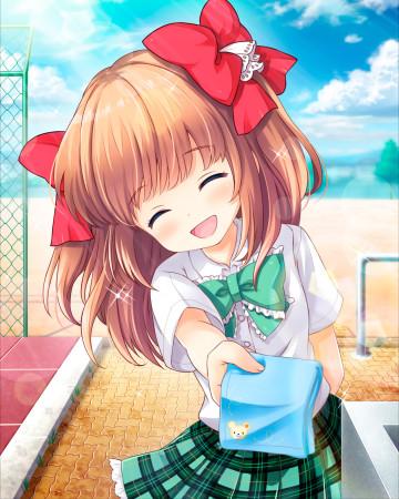 サイバーエージェント、学園カードゲーム「ガールフレンド(仮)」の公式イラストブック「ガールフレンド(仮)公式ビジュアルファンブック」を8/8に発売