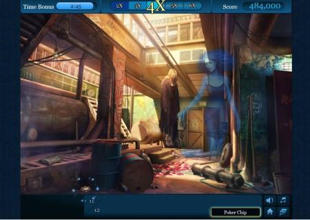 今度のZyngaの新作はスリラー Facbookにて謎解きソーシャルゲーム「Hidden Shadow」をリリース1