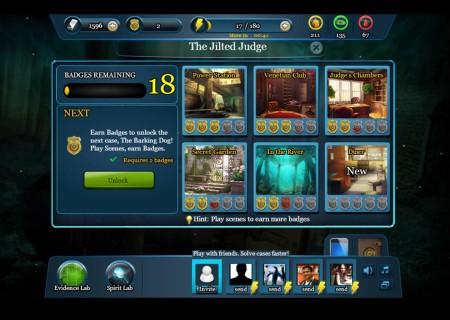 今度のZyngaの新作はスリラー Facbookにて謎解きソーシャルゲーム「Hidden Shadow」をリリース2