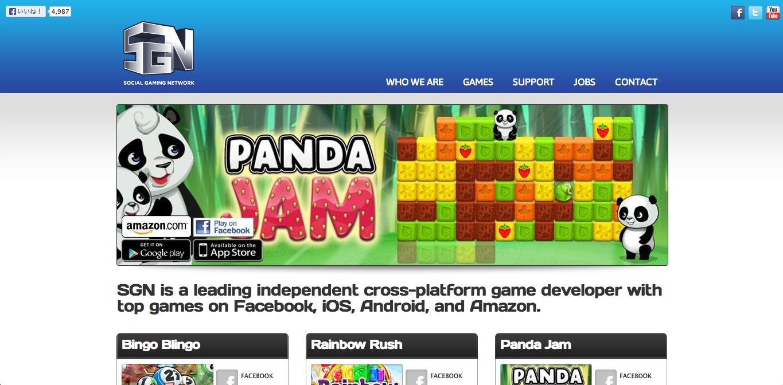 米LAのソーシャルゲームディベロッパーSGN、同じく米カリフォルニアに拠点を置くソーシャルゲームディベロッパーのMobScienceを買収