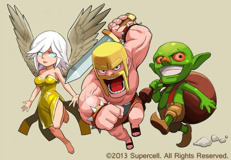 【続報】ガンホー&Supercellのクロスコラボは日本でも実施! 告知ページもオープン2
