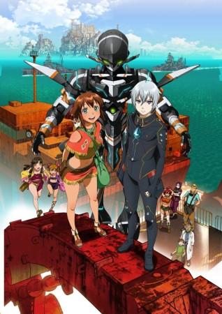 ブシモのiOS向けソーシャルゲーム「神狩デモンズトリガー」、6/18よりアニメ「翠星のガルガンティア」とコラボ1