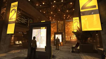 「Deus Ex」もモバイル向けタイトルに! スクエニ、シリーズ最新作「Deus Ex: The Fall」をiOS向けに今夏リリース!3