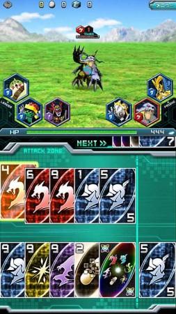 バンダイナムコゲームス、スマホ向けソーシャルゲームアプリ「デジモンクルセイダー」のAndroid版を今夏にリリース決定3