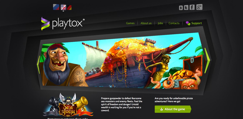 ロシアのスマホ向けゲームディベロッパーPlaytox、300万ドル資金調達