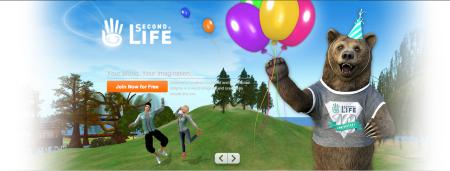 祝!3D仮想空間「Second Life」10周年 運営のLinden Labがこれまでの歩みのインフォグラフィックを発表2
