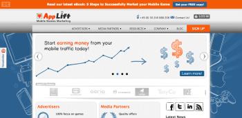 ドイツのモバイルゲームマーケティングプラットフォーム「AppLift」、1300万ドルを調達