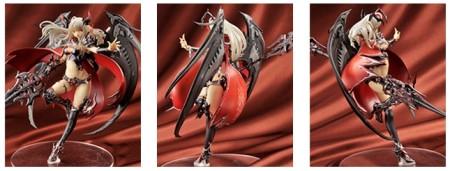 Cygamesのソーシャルゲーム「神撃のバハムート」がフィギュア展開を開始! 本日より受注受付開始2