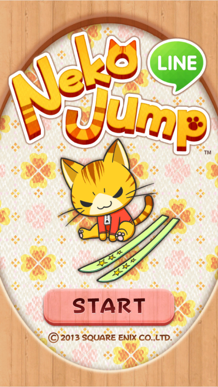 スクエニ、LINE GAMEにて新作ジャンプアクションゲーム「LINE Neko Jump」をリリース1