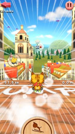 スクエニ、LINE GAMEにて新作ジャンプアクションゲーム「LINE Neko Jump」をリリース2