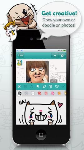 台湾のメッセージングアプリ「CUBiE messenger」、800万ユーザーを突破1