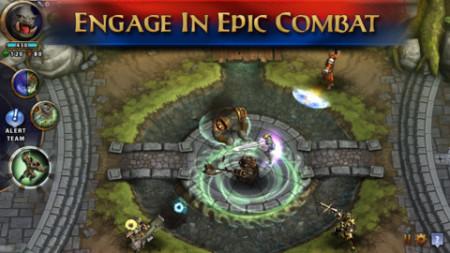 Zynga、初のスマホ&タブレット向けMOBAゲーム「Solstice Arena」をリリース2