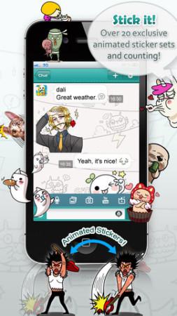 台湾のメッセージングアプリ「CUBiE messenger」、800万ユーザーを突破2