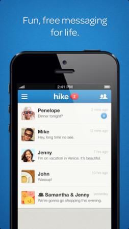 インド発のスマホ向けメッセージングアプリ「Hike」、多言語サポートとスタンプ販売を開始しグローバル展開を加速3