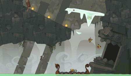 Rovio、パブリッシング事業の第1弾タイトル「Icebreaker: A Viking Voyage」を提供開始 氷を斬って道を作るアクションゲーム3