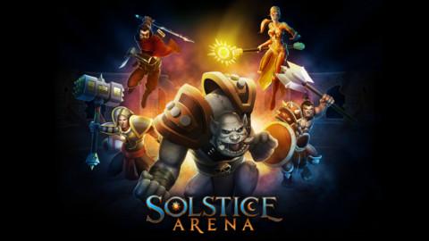 Zynga、初のスマホ&タブレット向けMOBAゲーム「Solstice Arena」をリリース1