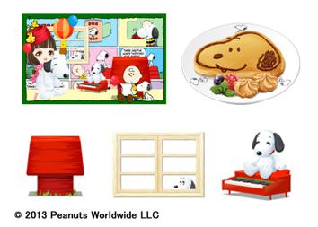 enishとテレビ東京ブロードバンド、ソーシャルゲーム「ぼくのレストラン2」にて世界一有名なビーグル犬「スヌーピー」とコラボ!2