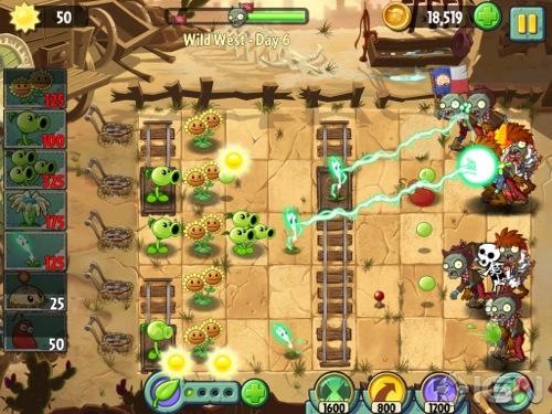 PopCap Gamesの大ヒットシリーズ最新作「Plants Vs. Zombies 2」、iOS向けに7/18リリース決定1
