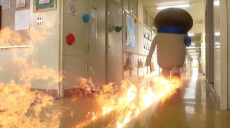 なめこと円谷プロがコラボ!「おさわり探偵 なめこ栽培キット」映像化プロジェクト第2弾「なめこスクールウォーズ」公開3