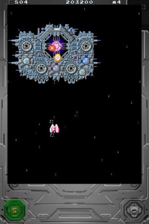 懐かしの「スターソルジャー」がソーシャルゲームで復活! KONAMI、「スターソルジャーforGREE」を提供開始3