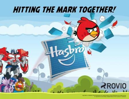Rovio、玩具メーカーのハスブロと戦略的提携について合意 新作「Angry Birds Go!」のグッズを販売