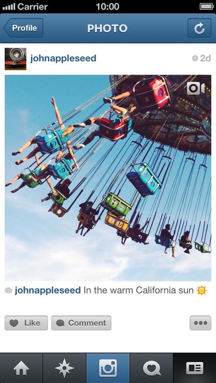 スマホ向け写真共有アプリ「Instagram」が動画撮影機能を追加 ユーザー数も1億3000万人を突破3