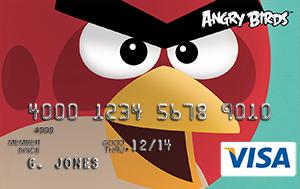 米Kaiku Finance、Angry Birdsのクレジットカード&デビットカードを発行1