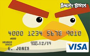 米Kaiku Finance、Angry Birdsのクレジットカード&デビットカードを発行2