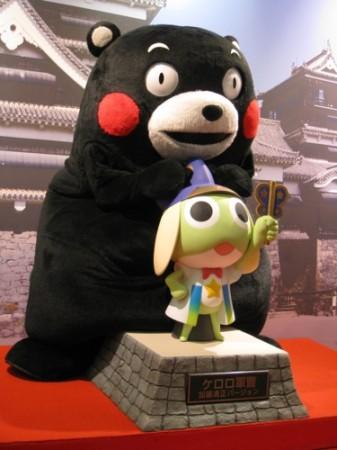 【Japan Expoレポート】ケロロ軍曹&くまモンの最強コラボ!大人気の熊本ブースをレポート17