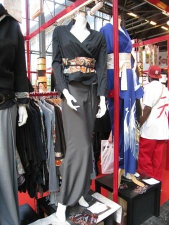 【Japan Expoレポート】着物と和柄を世界へ! フランスベースの日仏ファッションブランド「AOI Clothing」5