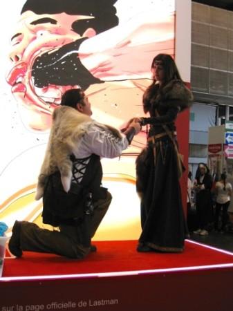 【Japan Expoレポート】荒削りだけど大らかで自由 Japan Expoのコスプレ事情6