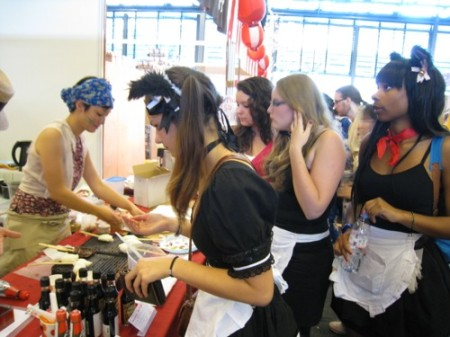【Japan Expoレポート】お茶!味噌!日本酒!老舗企業のフード出展いろいろ11