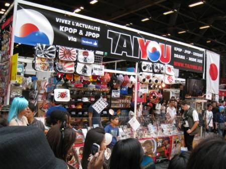 【Japan Expoレポート】やはり噂は本当だった…Japan Expoに「ジャパン」じゃないアジア人が大量に紛れ込んでいる件について4