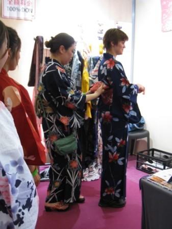 【Japan Expoレポート】武道、折り紙、風呂敷、茶道、水墨画etc...、ワークショップで日本文化を体験12