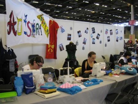 【Japan Expoレポート】荒削りだけど大らかで自由 Japan Expoのコスプレ事情8