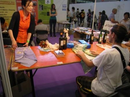 【Japan Expoレポート】武道、折り紙、風呂敷、茶道、水墨画etc...、ワークショップで日本文化を体験10