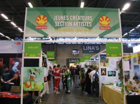 【Japan Expoレポート】21世紀のジャポニスム現象 フランス人アーティストの作品いろいろ3