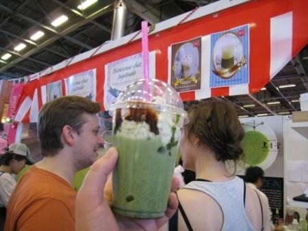 【Japan Expoレポート】お茶!味噌!日本酒!老舗企業のフード出展いろいろ18