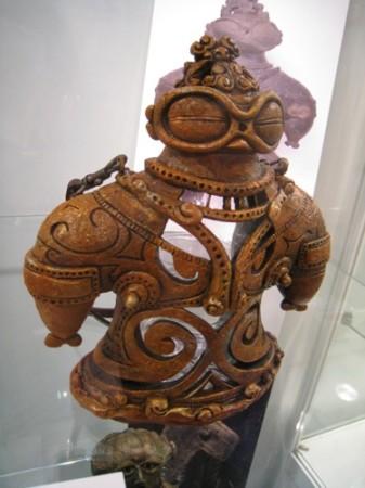 【Japan Expoレポート】青森県とNPO法人JOMONISM、アーティストの作品で縄文文化の魅力を発信9
