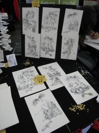 【Japan Expoレポート】21世紀のジャポニスム現象 フランス人アーティストの作品いろいろ13