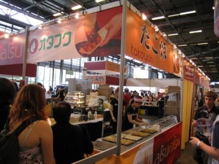 【Japan Expoレポート】Japan Expoのご飯事情 日本食のフード出展はいろいろあるけれど…2