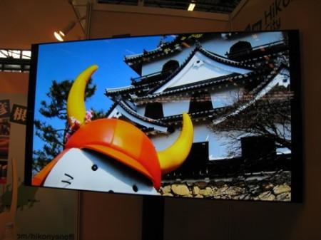【Japan Expoレポート】ゆるキャラブームの火付け役ひこにゃん、彦根ブースで彦根城をPR13